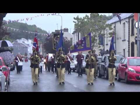 South Fermanagh Loyalist Flute Band @ Brookeborough District Parade 2015 (2)