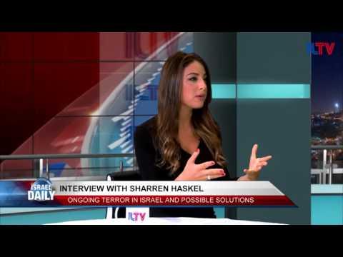 Sharren Haskel ,Likud Knesset Member- July 7, 2016