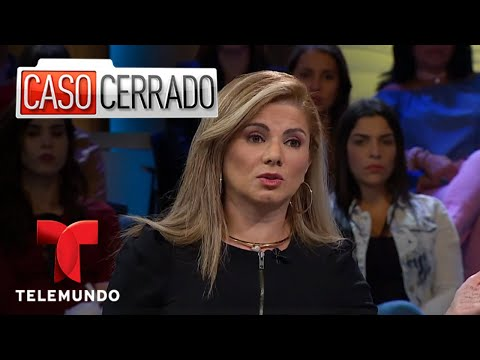 Caso Cerrado | Nanny Avoids Kids & Doesn't Work😂🤔🙅👶| Telemundo English