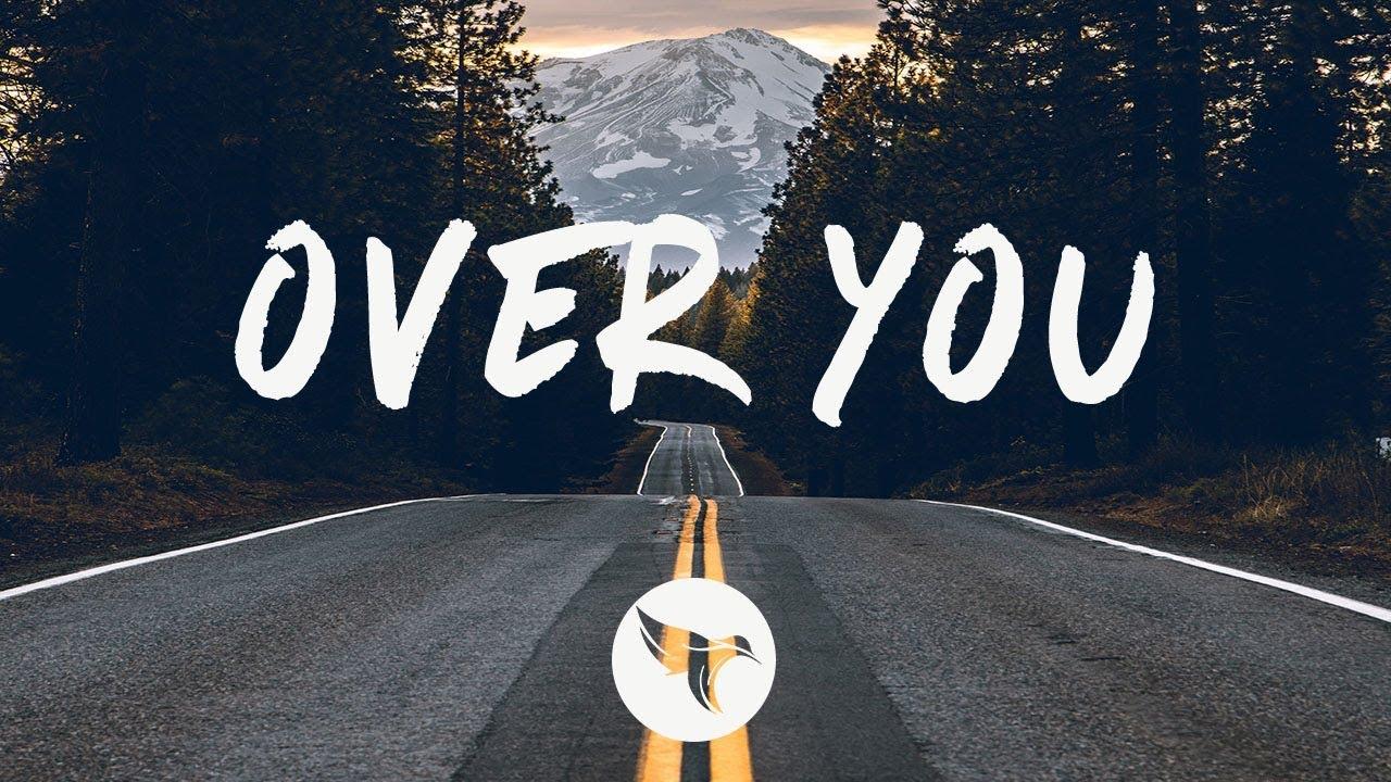 Wooli - Over You feat. (Lyrics) Lena Leon