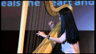 Paint Our Beautiful Dream: Mesty Ariotedjo at TEDxITT