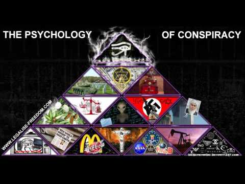 Michael Wood - The Psychology of Conspiracy