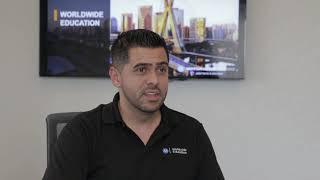 Motorola Solutions' Valeriano Bernardo Talks About His Experience as an LACR Trainer (Spanish)