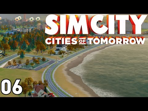 SimCity: Cities of Tomorrow - Part 6 (Fidget Spinner Factory)