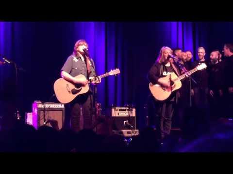 "Indigo Girls ""Galileo"" live (The Fillmore - 2/19/16)"