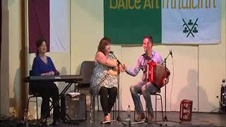 Darren Breslin, Neansaí Ní Choisdealbha, Moyra Fraser.