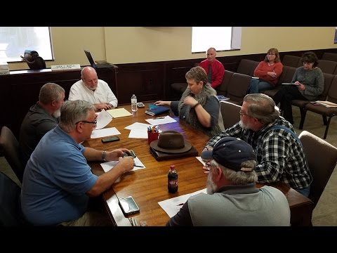 Jasper City Council Work Session
