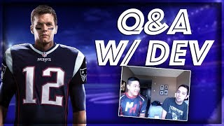 Madden Mobile 18 Q&A With Madden Mobile Dev!!