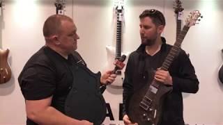 NAMM 2018 - Relish Guitars