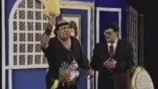 سمير غانم انا ومراتى ومونيكا