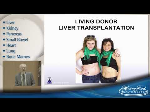 Expanding the Liver Donor Pool: Advances in Living Donor Transplantation