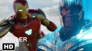 AVENGERS ENDGAME OFFICIAL SPECIAL LOOK TRAILER BREAKDOWN and Easter Eggs