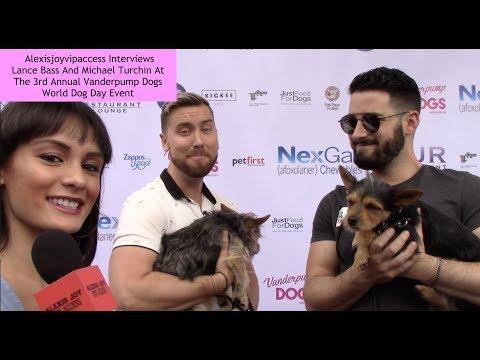 Lance Bass Talks NSYNC Hollywood Walk Of Fame Star - Alexisjoyvipaccess Interview