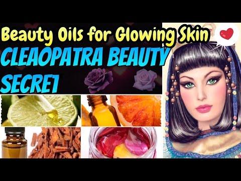 DIY Beauty (Essential) Oils for Glowing Skin - Rose, Sandalwood, Lemon Oil - Cleopatra Beauty Secret