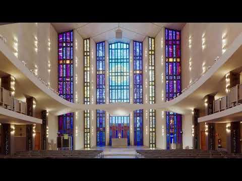 Moderna svenska kyrkor