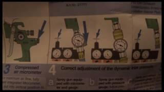 Чудеса с давлением!Как настроить краскопульт правильно.(Этот ролик обработан в Видеоредакторе YouTube (http://www.youtube.com/editor), 2016-12-11T22:40:45.000Z)