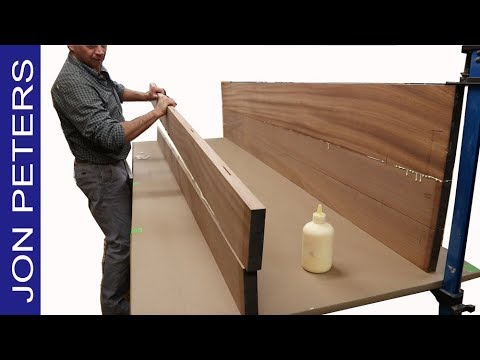 Tips for Gluing Heavy Table Tops