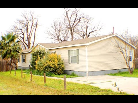 Move In Ready Double Wide Mobile Homes For Sale in Temple Texas With Land