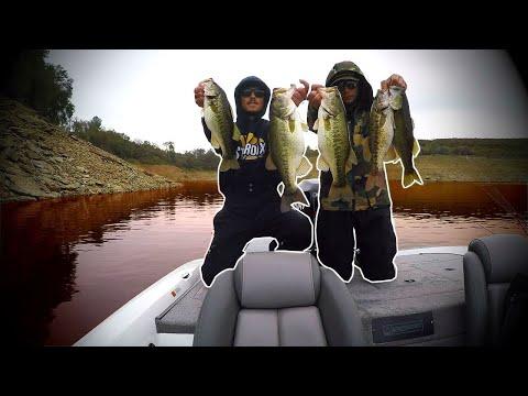 BIG BAG AND BIG SURPRISES AT LAKE HOGAN