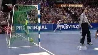 Stefan Lövgren: THW Kiel vs. SG Flensburg-Handewitt + Meisterfeier - Handball 2009