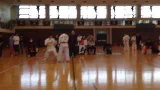 2015北オープン 高橋悠紀vs青山倫郎 段外軽量級 三回戦 青山倫子 動画 30