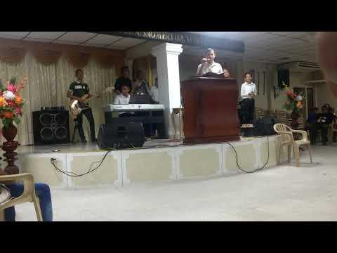 Salmista Jesús Vargas.