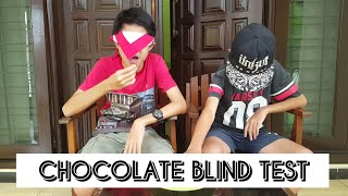 Chocolate Blind Test Indonesia - Ft. Gio | Jasnic Productions