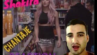 Shakira ft. Maluma Chantaje Reaction Video