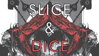 (EU Edition) Alice's Slice & Dice Adventures - Asylum, Chaos, and AMA