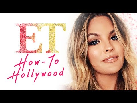 Becca Tilley's Bronze Summer Glow Makeup Tutorial With Celebrity MUA Emma Willis   How-To Hollywood