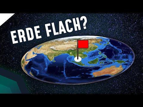 Der Beweis: Wieso Die Erde Eine Kugel Ist - Flache Erde Mythos   Breaking Lab