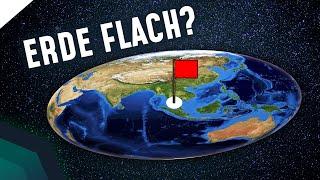 Der Beweis: Wieso die Erde eine Kugel ist - Flache Erde Mythos | Breaking Lab