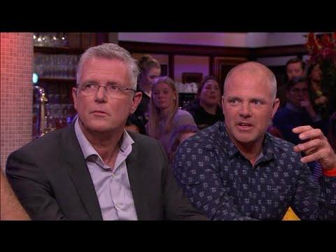 Zeiler John Fisher tijdens Volvo Ocean Race overboord gevallen - RTL LATE NIGHT
