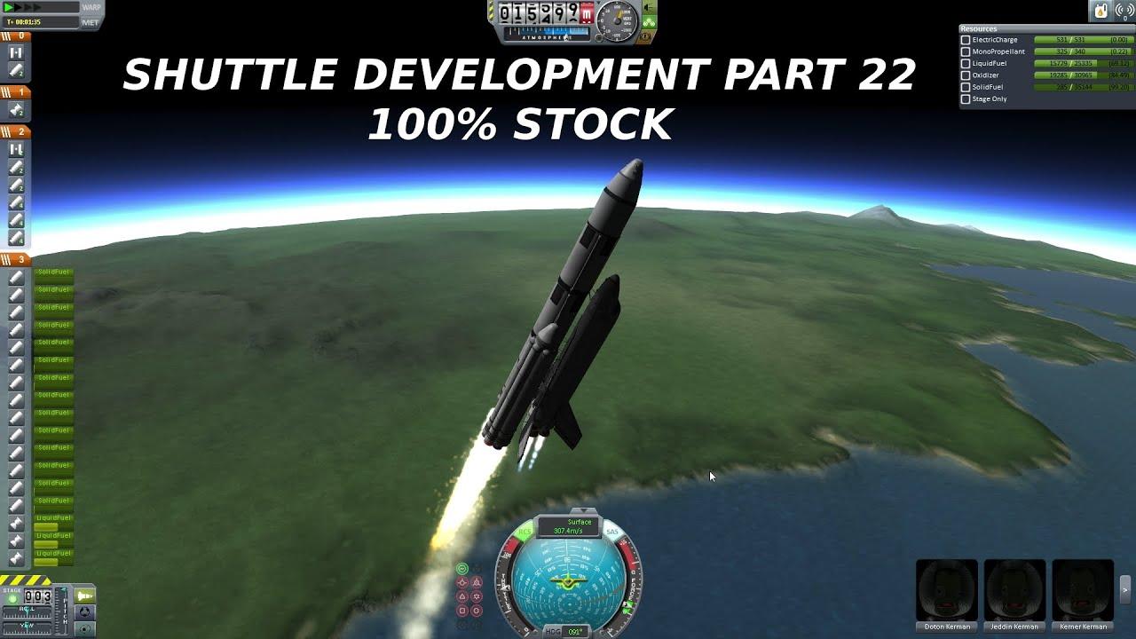 ksp space shuttle parts - photo #28