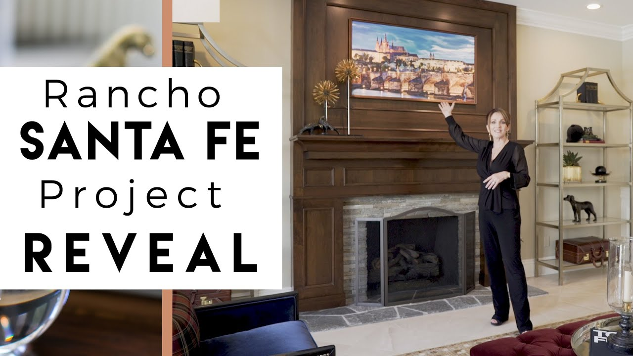 Interior Design | Rancho Santa Fe Whole Home Tour