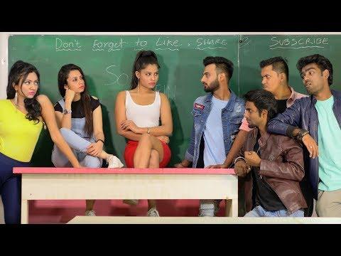 GIRLS VS BOYS IN COLLEGE LIFE | So Effin Cray
