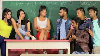 GIRLS VS BOYS IN COLLEGE LIFE | So Effin Cray