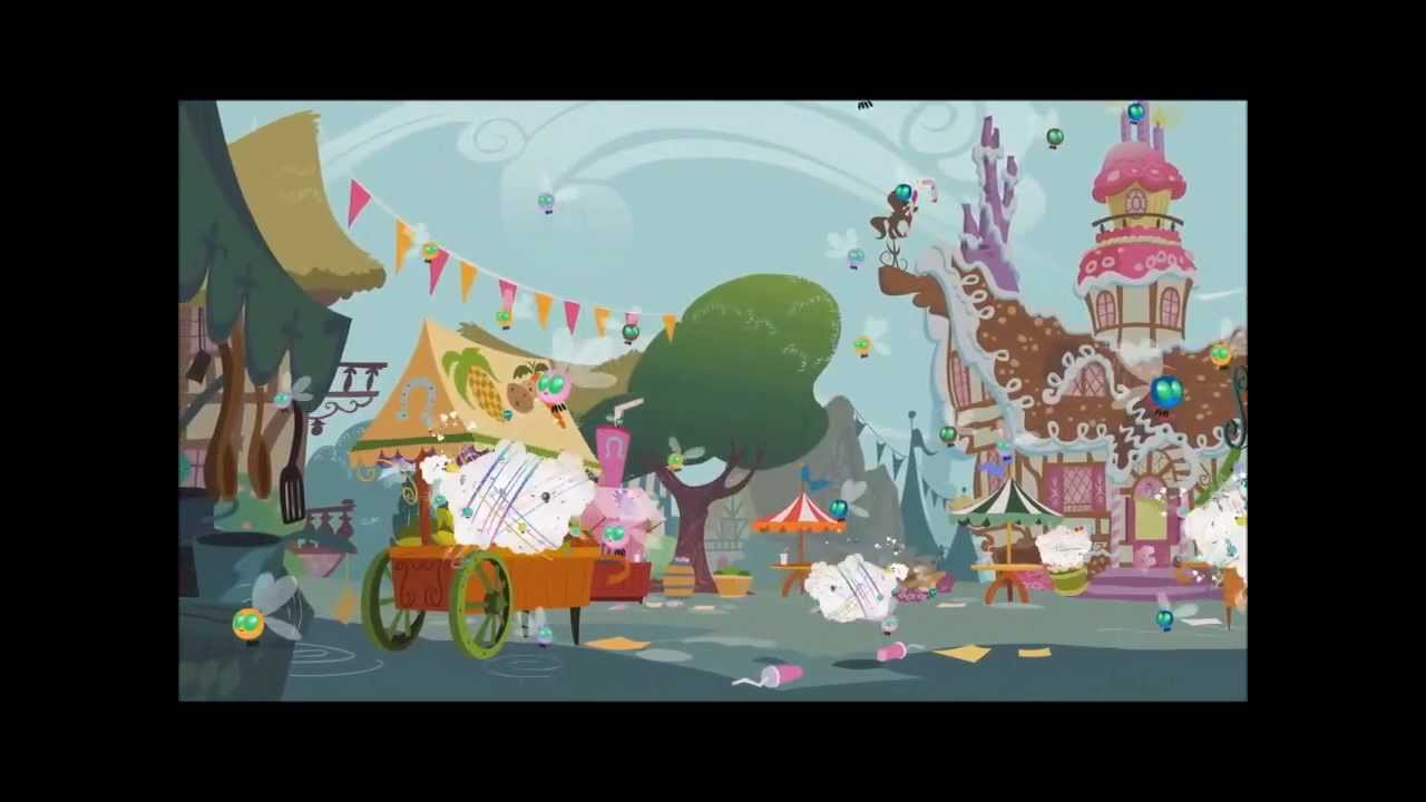 My Little Disney: Happy Working Song - YouTube