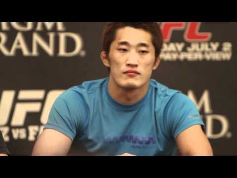 Dong Hyun Kim Believes He Is Stylistically The Best Person to Face GSP