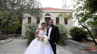 Wedding Sarah Daccache & Elie Nader - kebret el bannout