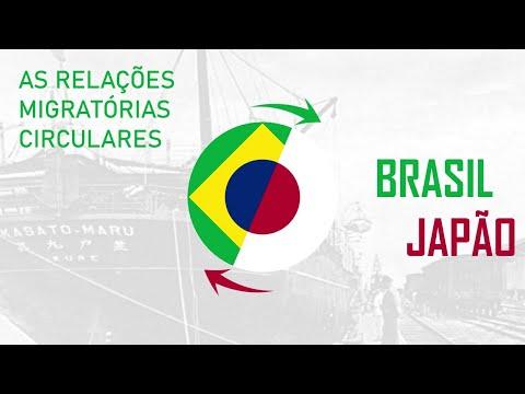 As relações migratórias circulares entre Brasil e Japão