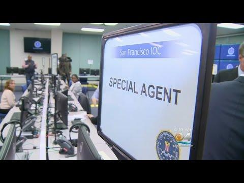 FBI Sets Up Command Post For Super Bowl 50