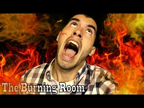 ¿QUE CARAJO ACABO DE JUGAR? | The Burning Room - JuegaGerman