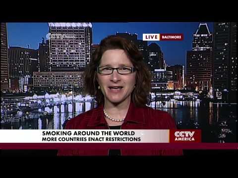 Joanna Cohen on Global Smoking Policies