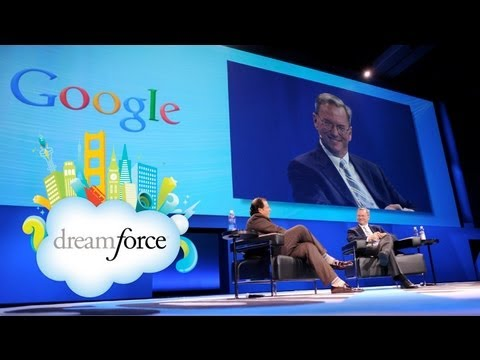 Fireside Conversation: Marc Benioff & Eric Schmidt — Dreamforce 2011