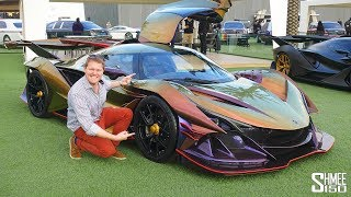 THIS Apollo IE is the Most Extreme Spec Hypercar EVER!