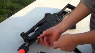 Heckler & Koch G36C airsoft gun review