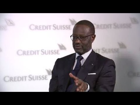 Our outlook is mixed, Credit Suisse CEO says | Squawk Box Europe
