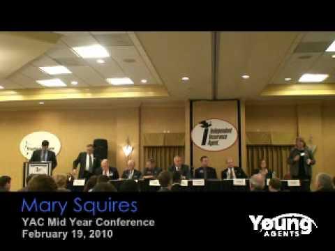 Mary Squires Georgia Insurance Commissioner Candidates Forum Georgia YAC.avi