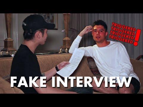 FAKE EDM MAGAZINE INTERVIEW PRANK!